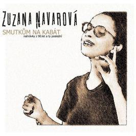 Zuzana Navarová : Smutkům na kabát LP
