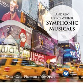 CD Andrew Lloyd Webber : Symphonic Musicals Lloyd Webber
