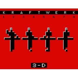 CD Kraftwerk : 12345678 3-d