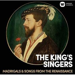 CD King's Singers : Madrigals & Renaissance Songs