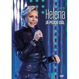 DVD Vondráčková,Helena : Já půjdu dál (Live 70)