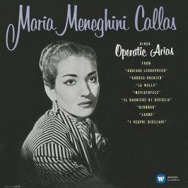 Maria Callas : Operatic Arias LP