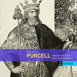 CD Purcell Henry : King Arthur (John Eliot Gardiner )