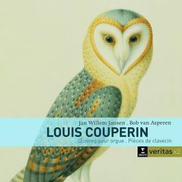 CD Louis Couperin : Harpsichord / Organ Works