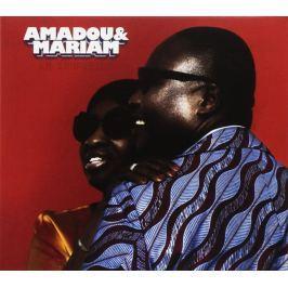 CD Amadou & Mariam : La Confusion