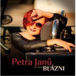 CD Petra Janů : Blázni