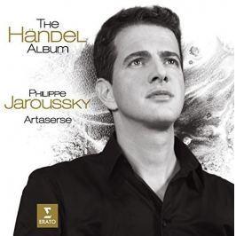 CD VA - JAROUSSKY/ENSEMBLE ARTASERSE / HANDEL ALBUM