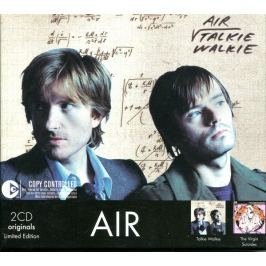 Air : Talkie Walkie/virgin Suicides LP