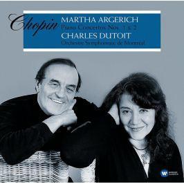 Chopin-argerich - Piano Concertos 1 & 2 LP