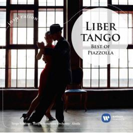 CD Astor Piazzolla : Libertango / Best Of Piazzolla