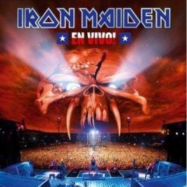 Iron Maiden : En Vivo! Live In Santiago De Chile LP