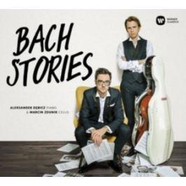 CD Johann Sebastian Bach : Bach Stories