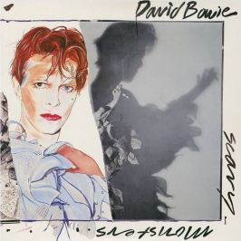 CD David Bowie : Scary Monsters / And Super Creeps