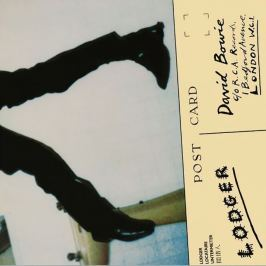 CD David Bowie : Lodger  (Reedice)