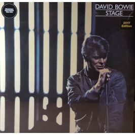 David Bowie : Stage LP
