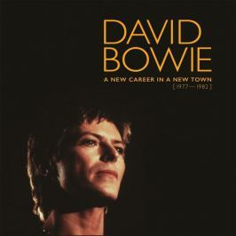 David Bowie : A New Career In A New Town (1977-1982) - Limited LP