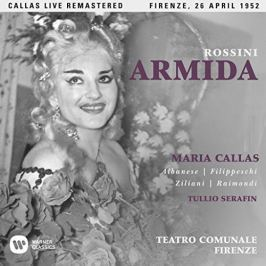 CD Rossini : Armida (Maria Callas - Firenze, 26/04/1952)