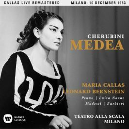 CD Cherubini : Medea (Maria Callas - Milano, 10/12/1953)