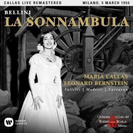 CD Bellini : La Sonnambula (Maria Callas  - Milano, 05/03/1955)