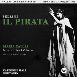 CD Bellini : Il Pirata (Maria Callas  - New York, 27/01/1959)