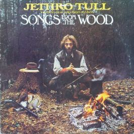 Jethro Tull : Songs From The Wood/40th Anniversary Edition LP