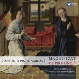 CD Antonio Pinho Vargas : Magnificat