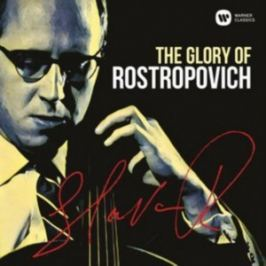 CD Rostropovich : The Glory of Rostropovich