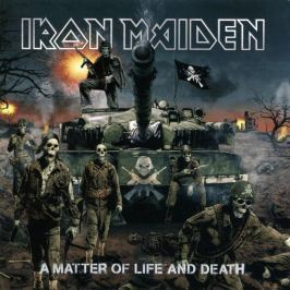 Iron Maiden : A Matter Of Life And Death LP