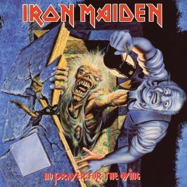 Iron Maiden : No Prayer For The Dying LP