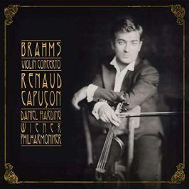 Brahms - Capucon : Violin Concerto LP
