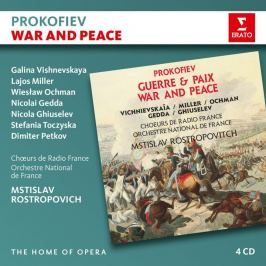 CD Sergei Prokofiev : War and Peace 4