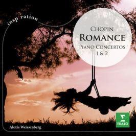 CD Chopin : Romance - Klavierkonzerte 1&2