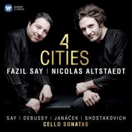 CD Say Fazil : Four Cities