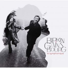 CD Birkin Gainsbourg : Le Symphonique