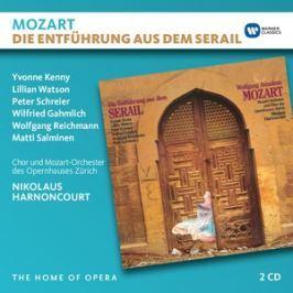 CD Mozart: Die Entführung aus dem Serail