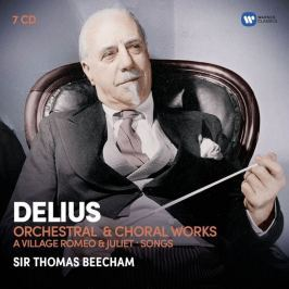 CD Frederick Delius : Delius (Orchestral & Choral Works) 7