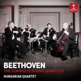 CD Beethoven - Hungarian Qaurtet