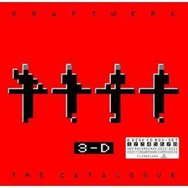 CD Kraftwerk : 3-D The Catalogue (English version) 8