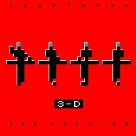 CD Kraftwerk : 3-D Der Katalog (German version) 8