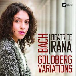 CD J.S. Bach: Goldberg Variations