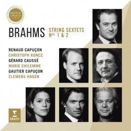 CD BRAHMS - VA