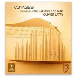 CD Latry: Voyages