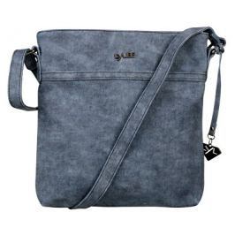 LYLEE Crossbody modrá kabelka April Crossover Bag Blue