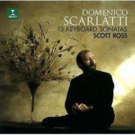 Scarlatti:13 Keyboard Sonatas (Ross)  LP