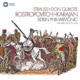 CD Strauss R. - Rostropovich - Karajan: Don Quixote, Op. 35