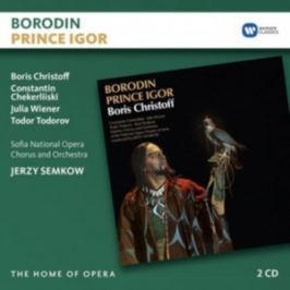 CD Borodin: Prince Igor (Semkow)