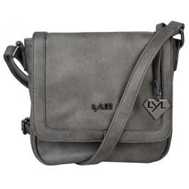 LYLEE Elegantní kabelka Edith Dark Grey