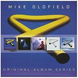 CD Mike Oldfield : Original Album Series 5