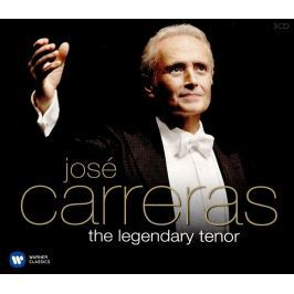 CD José Carreras : The Legendary Tenor (70th birthday Edition)