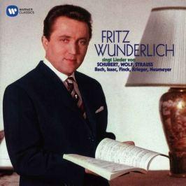 CD Wunderlich - Lieder: Schubert / Strauss